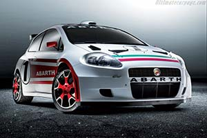 Click here to open the Fiat Abarth Grand Punto S2000 gallery