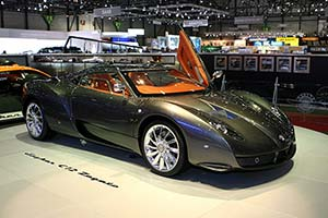 Click here to open the Spyker C12 Zagato Coupe gallery