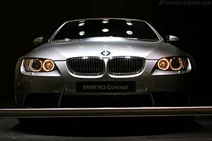 Click here to open the BMW M3 Concept gallery