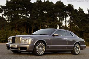 Click here to open the Bentley Brooklands gallery