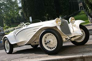 Click here to open the Alfa Romeo 6C 1750 GS Touring 'Flying Star' Spider gallery