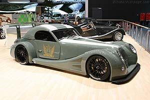 Click here to open the Morgan Aero 8 GT3 gallery