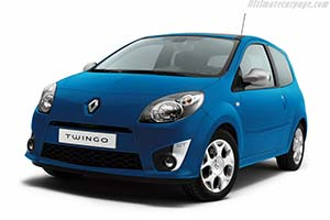 Click here to open the Renault Twingo GT gallery