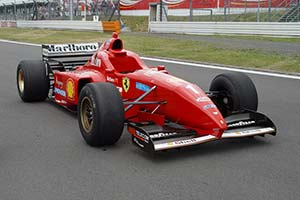 Click here to open the Ferrari F310 gallery