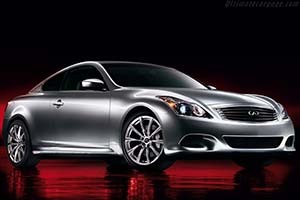 Click here to open the Infiniti G37 Coupe gallery