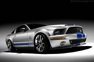 Click here to open the Ford Mustang GT500KR gallery