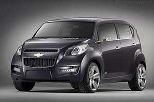 Click here to open the Chevrolet Groove Concept gallery