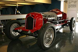 Click here to open the Alfa Romeo Tipo A Monoposto gallery