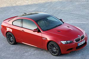 Click here to open the BMW E92 M3 Coupe gallery