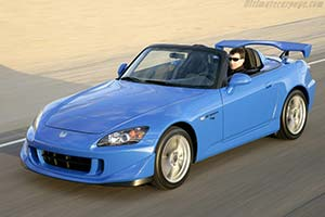 Click here to open the Honda S2000 CR Prototype gallery