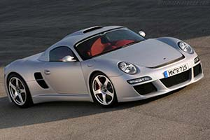 Click here to open the RUF CTR 3 gallery