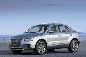 Click here to open the Audi Cross Coupe Quattro gallery