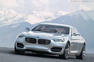 Click here to open the BMW Concept CS gallery