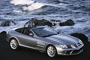 Click here to open the Mercedes-Benz SLR McLaren Roadster gallery