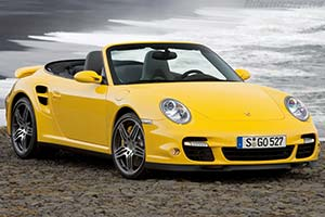 Click here to open the Porsche 997 Turbo Cabriolet gallery