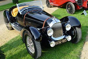 Click here to open the Talbot Lago T150C Figoni & Falaschi Competition Roadster gallery