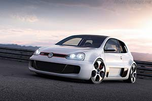 Click here to open the Volkswagen Golf GTi W12 Concept gallery