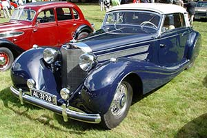 Click here to open the Mercedes-Benz 580 K Sport Roadster  gallery