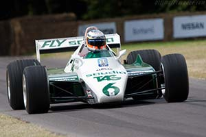 Click here to open the Williams FW08 Cosworth gallery