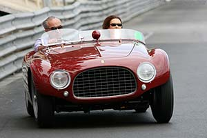 Click here to open the Ferrari 625 TF Vignale Spyder gallery