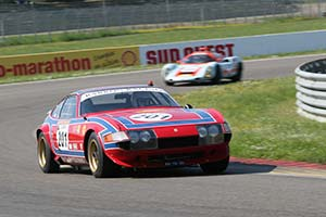 Click here to open the Ferrari 365 GTB/4 Daytona Competizione S1 gallery