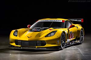 Click here to open the Chevrolet Corvette C7.R gallery