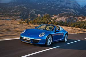 Click here to open the Porsche 911 Targa 4 gallery