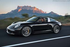 Click here to open the Porsche 911 Targa 4S gallery