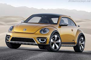 Click here to open the Volkswagen Beetle Dune Concept gallery