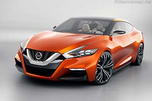 Click here to open the Nissan Sport Sedan Concept gallery