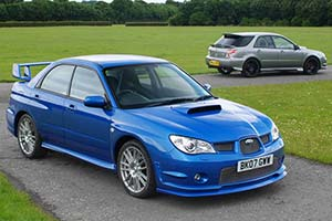 Click here to open the Subaru Impreza WRX GB270 gallery