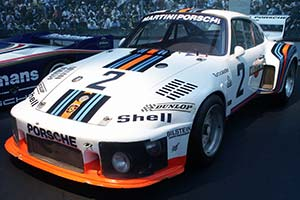 Click here to open the Porsche 935/77 'Works' gallery