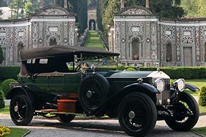 Click here to open the Rolls-Royce Phantom I Grosvenor Open Tourer gallery