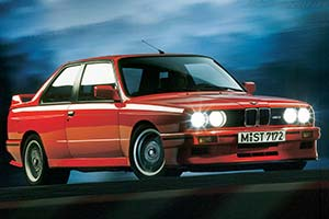1987 BMW M3 Evo I - Images, Specifications and Information