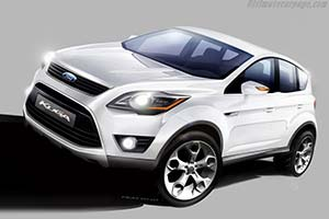 Click here to open the Ford Kuga Concept gallery