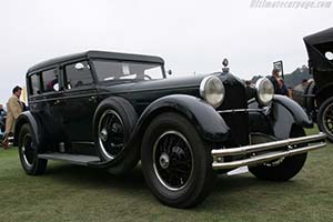 Click here to open the Duesenberg Model X Locke Sedan gallery