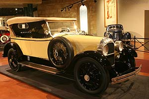 Click here to open the Duesenberg Model A Rubay Touring gallery