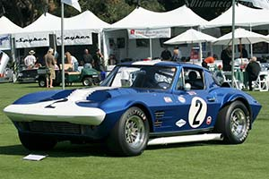 Click here to open the Chevrolet Corvette Grand Sport Coupe  gallery