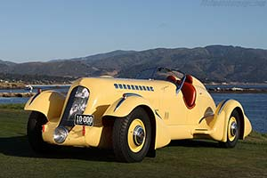 Click here to open the Duesenberg SJ 'Mormon Meteor' Special gallery