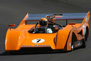 Click here to open the McLaren M8FP Chevrolet gallery