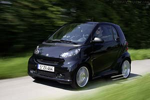 Click here to open the Smart-Brabus Fortwo Xclusive gallery