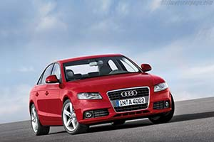 Click here to open the Audi A4 gallery
