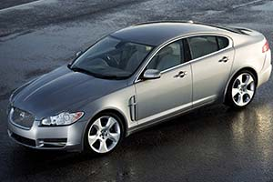 Click here to open the Jaguar XF gallery