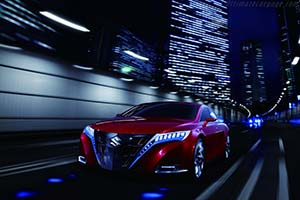 Click here to open the Suzuki Kizashi Concept gallery