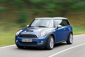 Click here to open the MINI Cooper S Clubman gallery