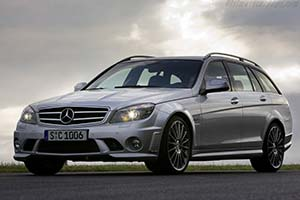Click here to open the Mercedes-Benz C 63 AMG Estate gallery