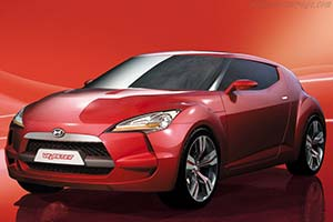 Click here to open the Hyundai Velostar Concept gallery