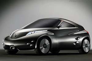 Click here to open the Nissan Mixim Concept gallery