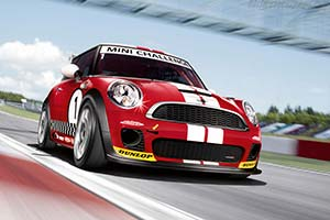 Click here to open the MINI Cooper S John Cooper Works Challenge gallery