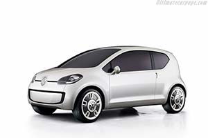 Click here to open the Volkswagen up! Concept gallery